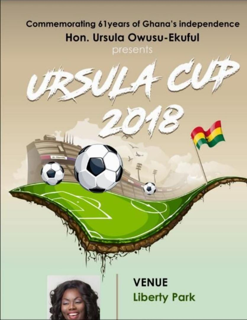 GH¢3,000 for 2018 winners of Ursula's cup