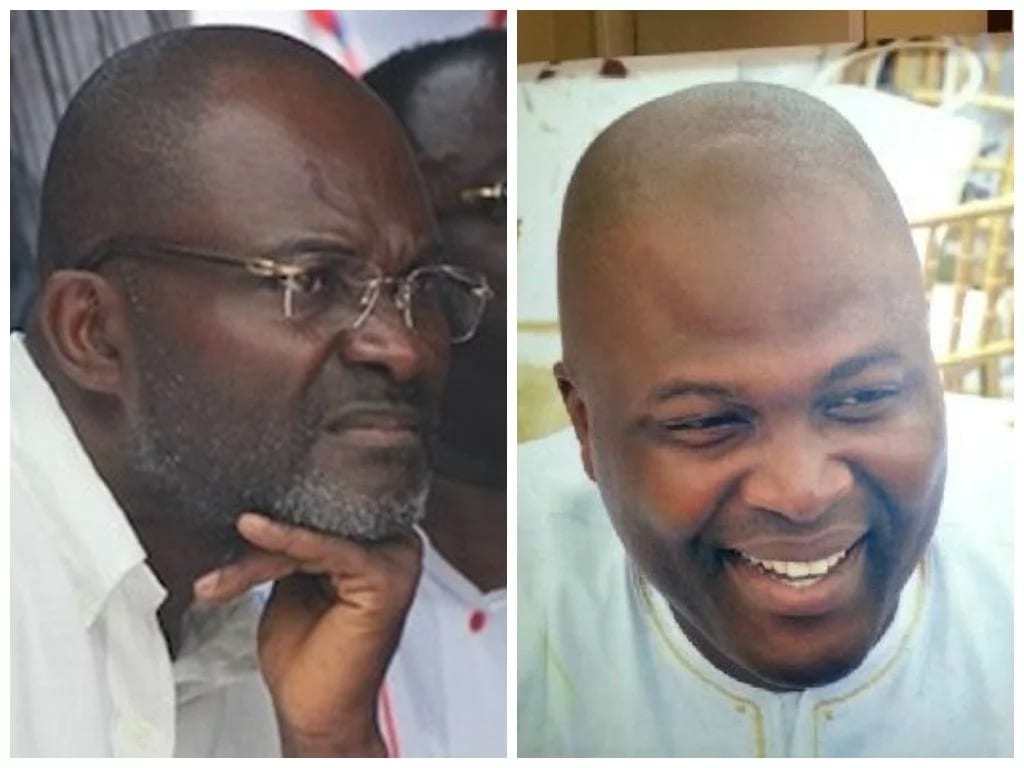 VIDEO:Kennedy Agyapong exposed as NACOB clears Ibrahim Mahama
