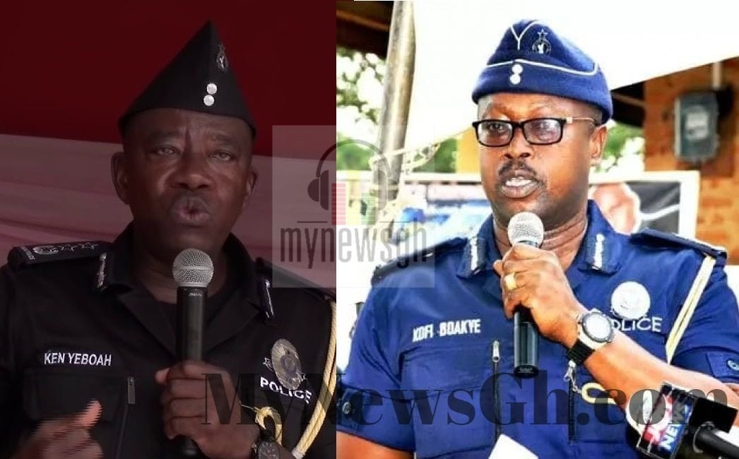 Don't compare me with Kofi Boakye-COP Ken Yeboah