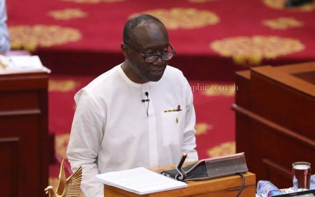 Ken Ofori-Atta storms court over CHRAJ Report