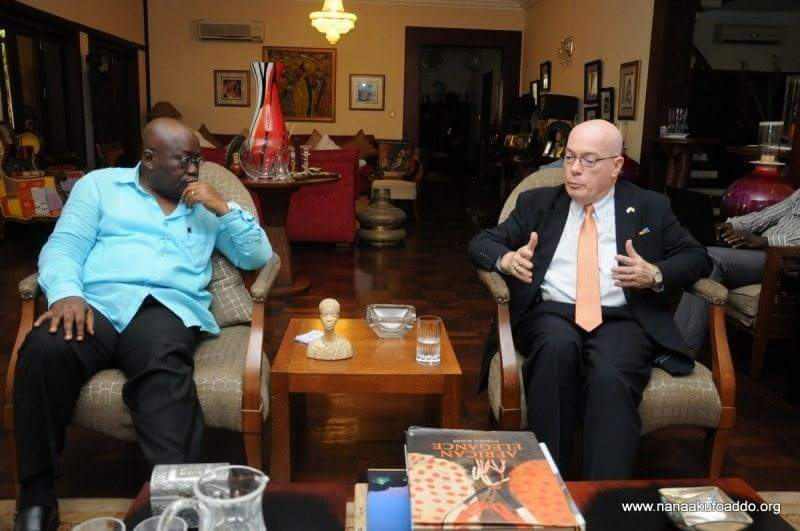 An economically-free, stable Ghana in US' national security interest- US Envoy