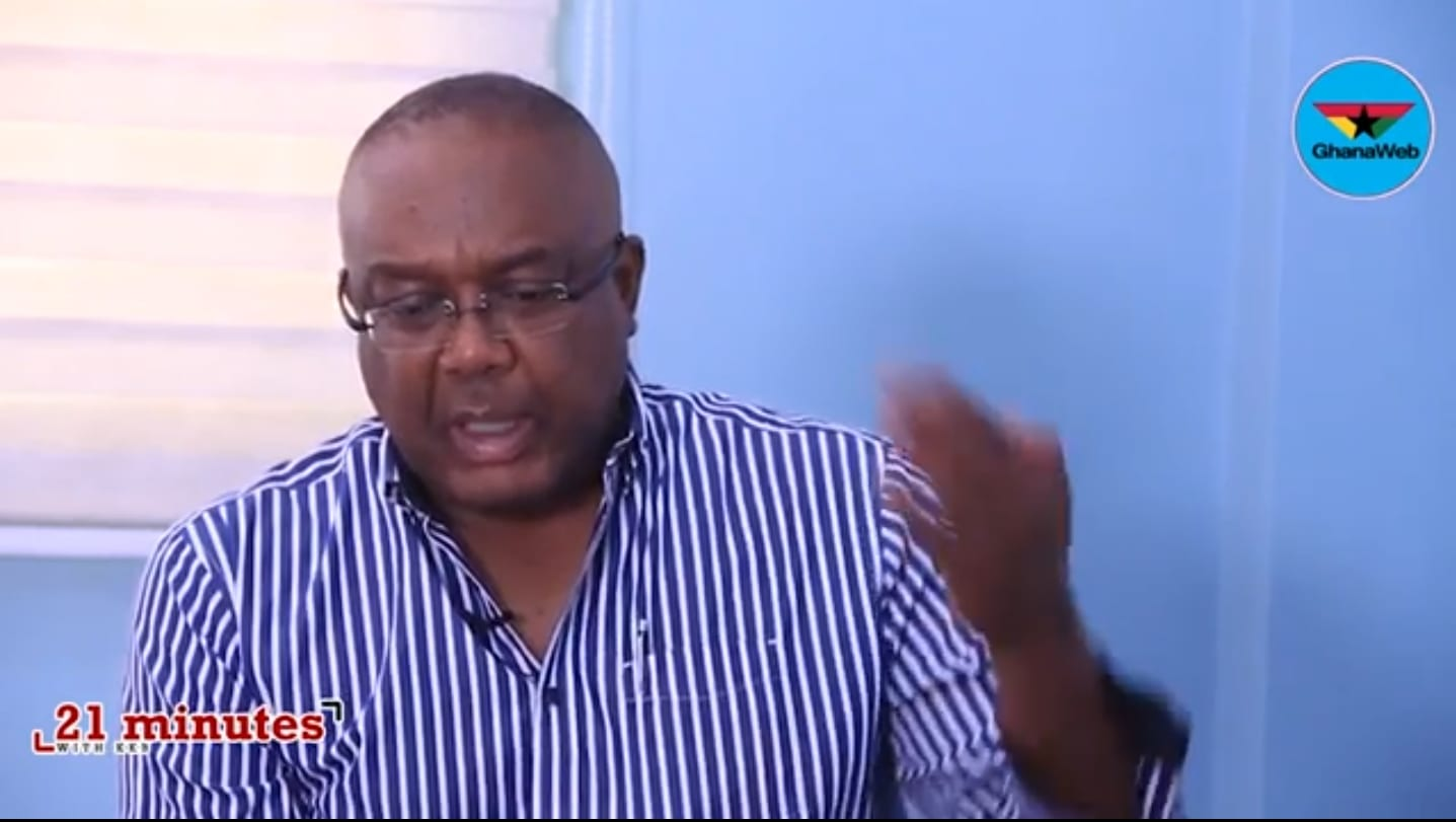 Rawlings walks around with Sunyani 3% bitterness bottled in him- Victor Smith