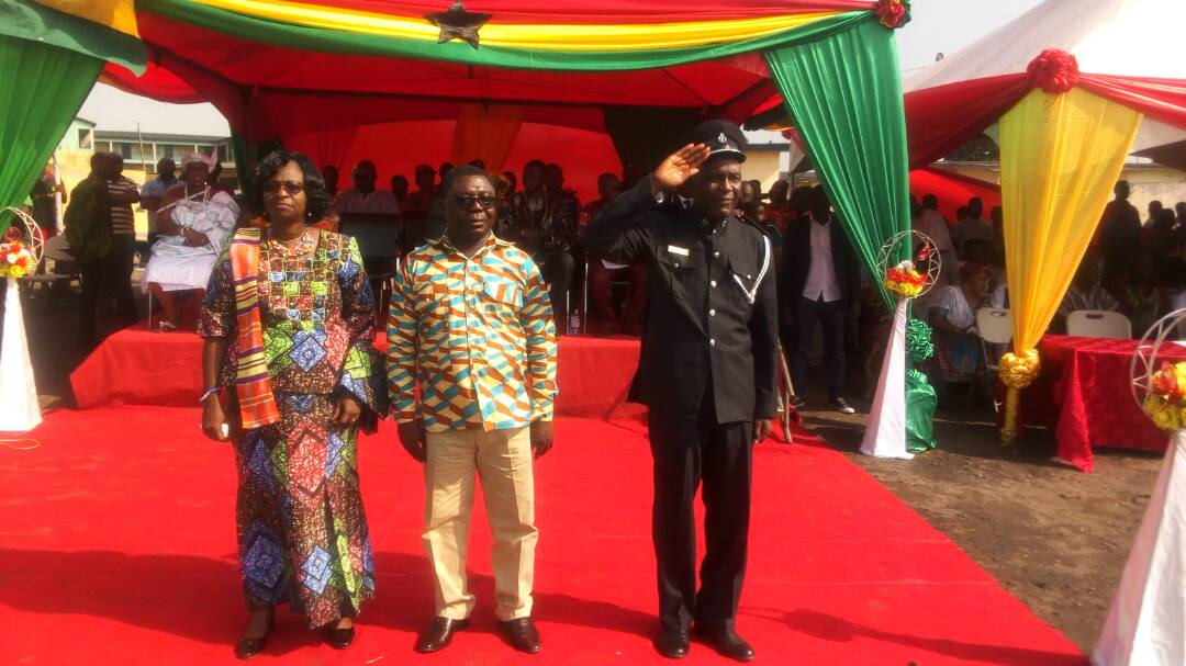 Ghana beyond aid a collective effort of all Ghanaians -Education Director