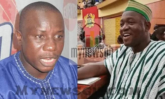Suhuyini jabs Nitiwul over Abuakua North Assembly inauguration fiasco comments