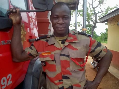 Fire officer killed at his yam farm in Damango