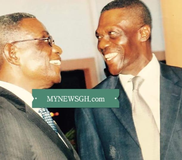 Gbevlo Lartey, NDC fingered in fresh Ghana-US Military deal days before Mills died