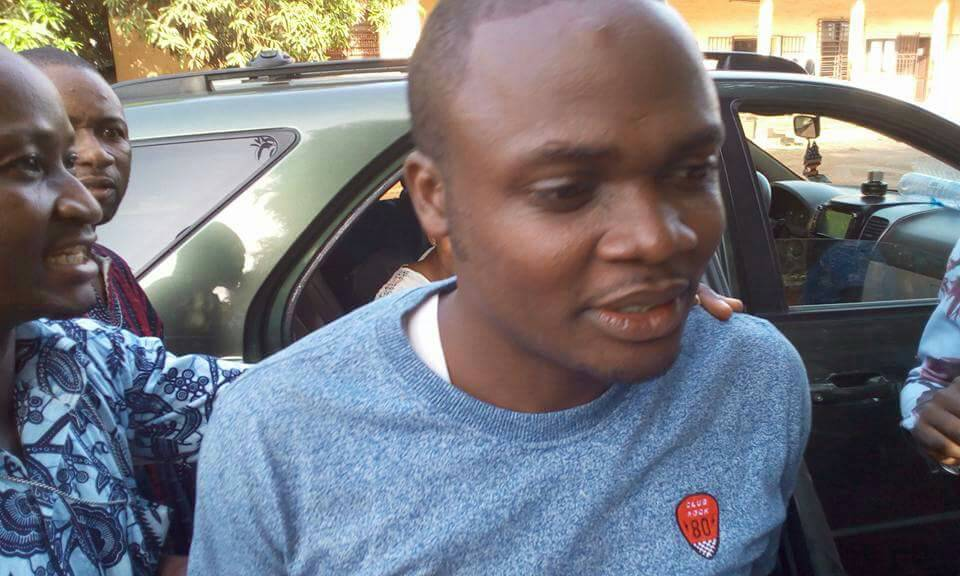 PICTURES: How Damongo rape suspect was freed to a heroic welcome
