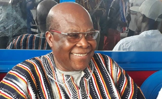 My victory is for NPP-New Upper West Regional Chairman