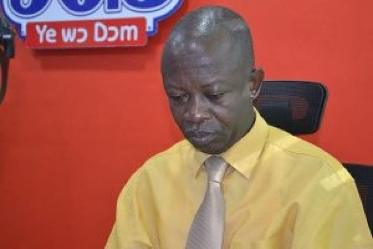 My campaign will pick VP candidate from Volta- Dr Amakye Boateng