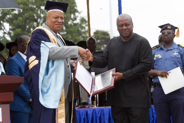 Don't compare me with John Mahama – Professor Joshua Alabi