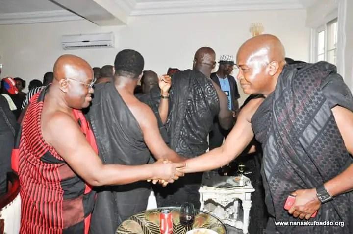 President met me three times to step down for Alhaji Short- Stephen Ntim