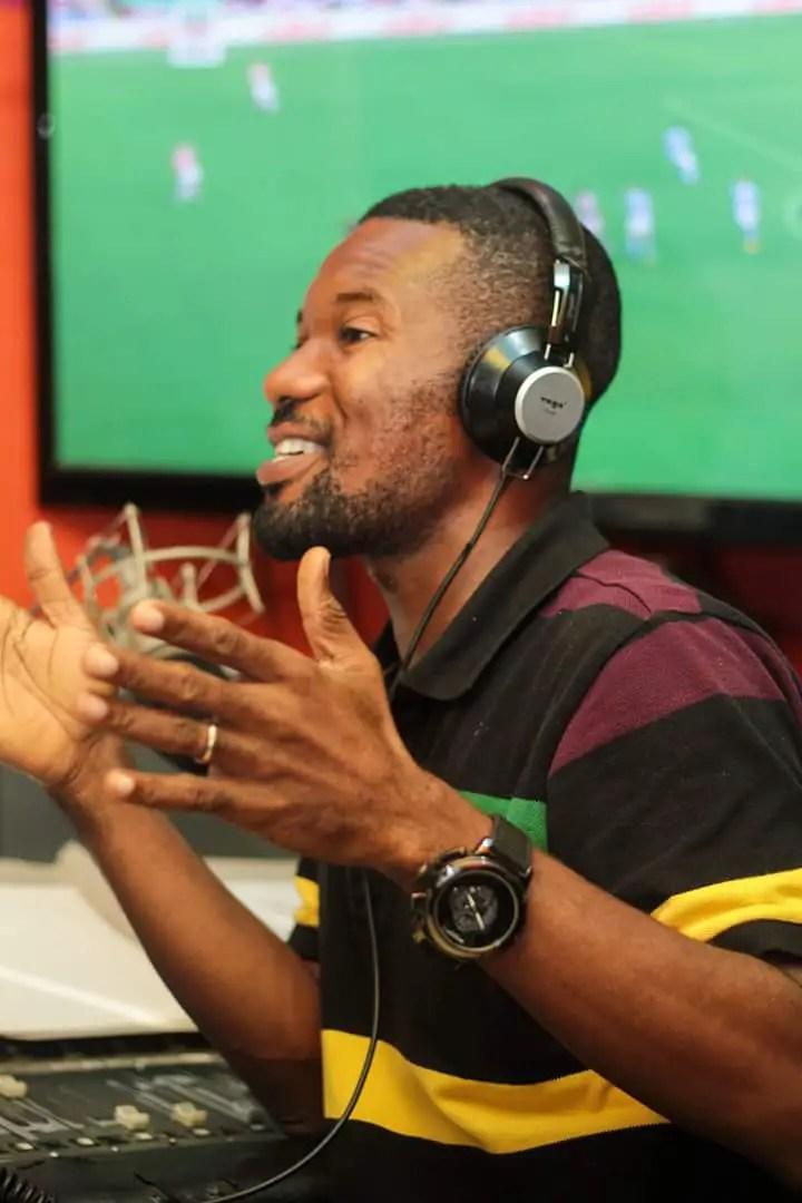 Ghana showbiz full of 'juju', spiritualism; 'protection' is  very necessary- Dave Hammer