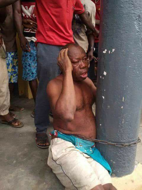 70 year old PTA Chairman grabbed for defiling 10 year old pupil
