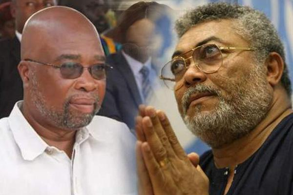 Henry Lartey punches Rawlings again; says he wants to hide from his atrocities