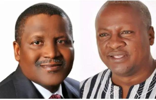 John Mahama, Aliko Dangote, others to address Commonwealth business forum