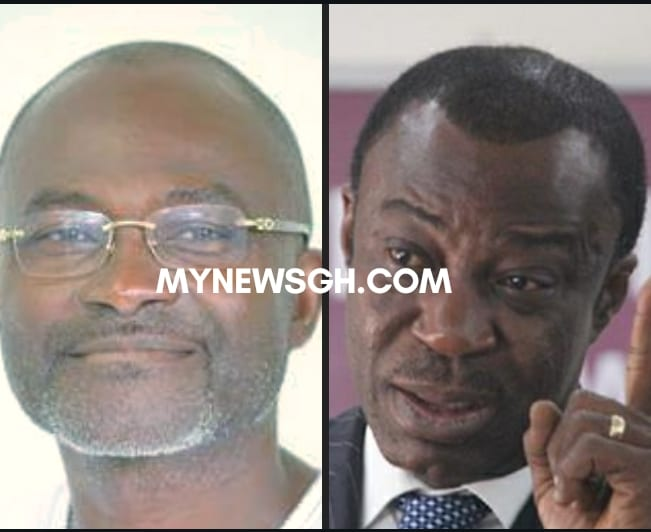 VIDEO: I exposed NDC MPs' double salary because gov't wanted to 'cover up' saga- Ken Agyapong