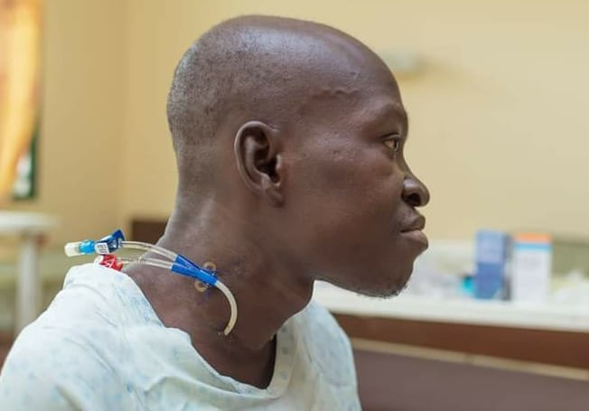 So Painful: Unable to raise $25k for surgery, Ransford Asiamah has passed on