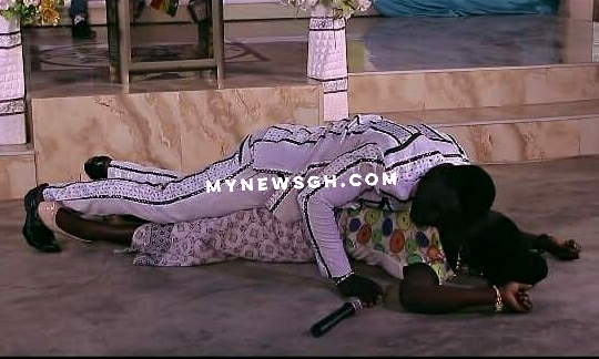 See more shocking  pictures from panty-pastor's church and his prayer camp