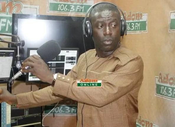 AUDIO: Reason behind Adom FM's Captain smart's interdiction finally REVEALED