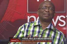 Kwaku Baako receives deadly, threatening messages over 'Otumfuo remarks'