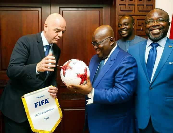 REVEALED: Why Akufo-Addo ordered GFA President's arrest