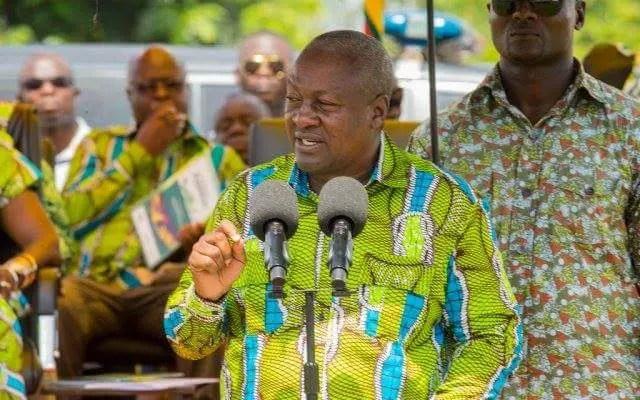'Dead goat' Mahama is just power drunk- NDC's Ambassador Osei