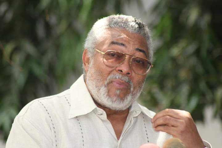 Nothing fruitful has come out of Volta Region's loyalty to the NDC-  Rawlings