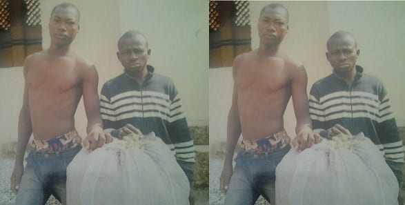 We are thieves, not armed robbers — Suspects correct judge