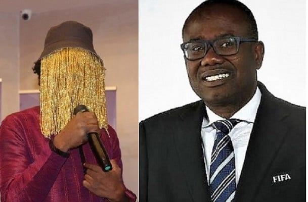 I have not done anything untoward' to fear any tape- Nyantakyi bluffs Anas