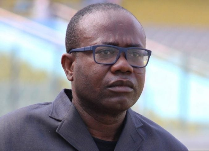 Plain-clothed personnel from CID Headquarters detailed at Kotoka to arrest Nyantakyi