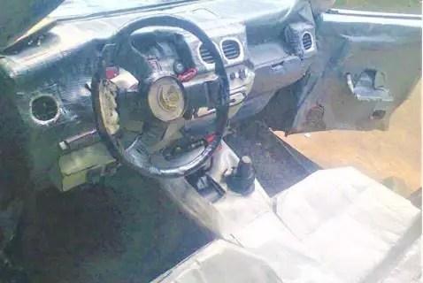 Take a look at this car a Nigerian made to challenge Kantanka