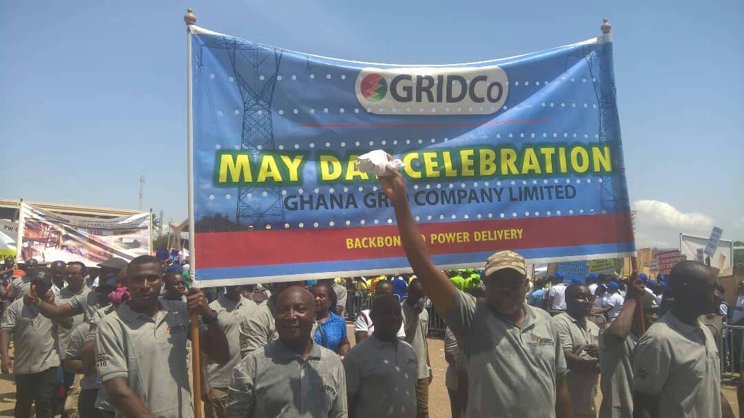 Well done for working hard to ensure uninterrupted power supply-CEO of GRIDCo to workers