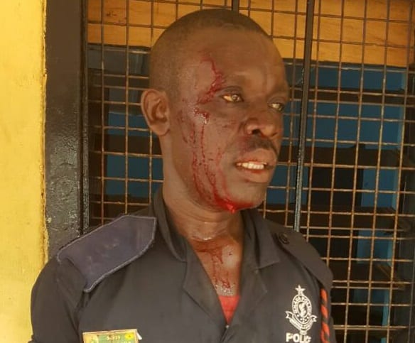 Police abandon duty posts over military brutality in Tamale
