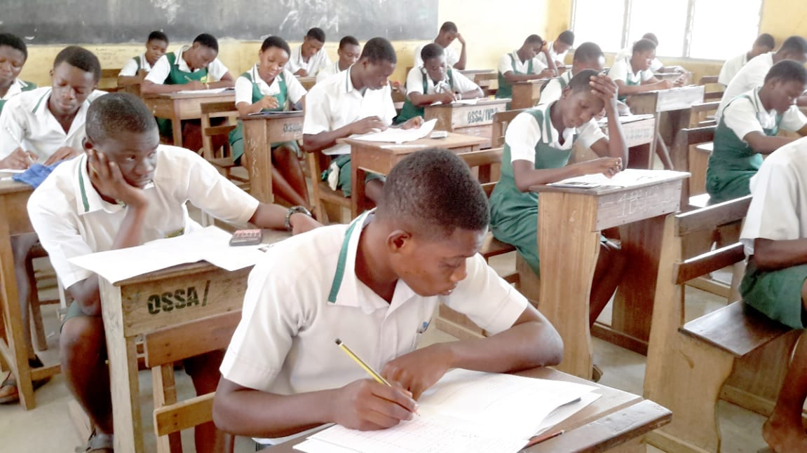WASSCE candidates beat up teachers for refusing to allow them to cheat in exams