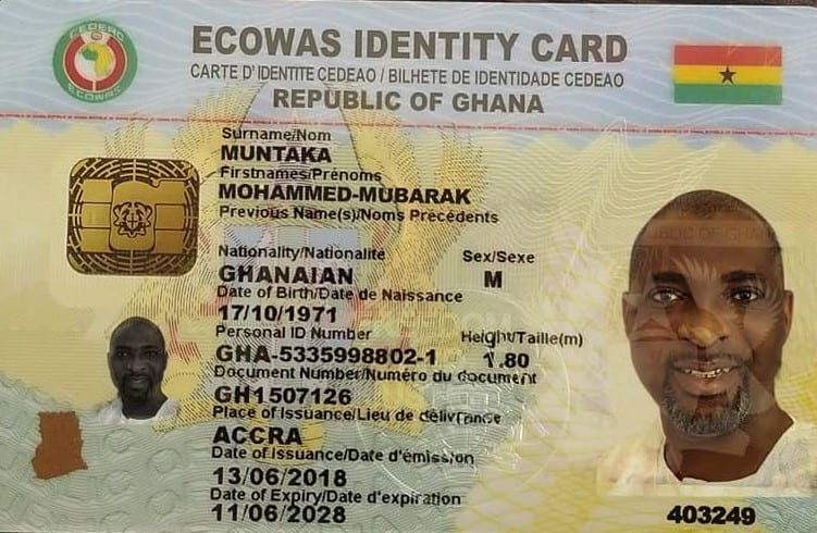 nia denies issuing fake ghana cards of minority mps mynewsgh