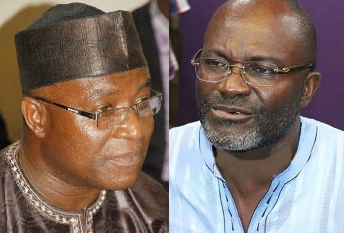 Ignore Kennedy Agyapong, he has no secret about NPP's 2016 polls– Osei Kyei Mensah