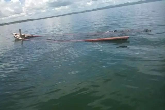 BREAKING NEWS: Two siblings drown in River Offin as canoe