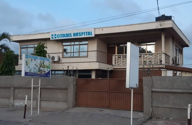 Citadel Hospital at Alajo