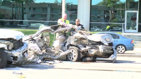 Elderly man killed in possible DUI crash in Buena Park ...
