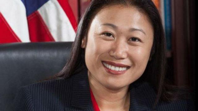 Senator Janet Nguyen. Photo via Senator Janet Nguyen Twitter Feed