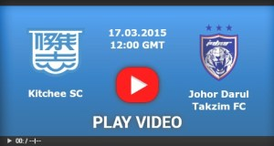 jdt vs kitchee fc , afc cup jdt vs kitchee fc 2015,