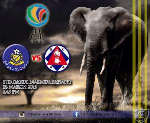 pahang v south china,