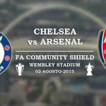 Live streaming chelsea vs Arsenal community shield 2.8.2015