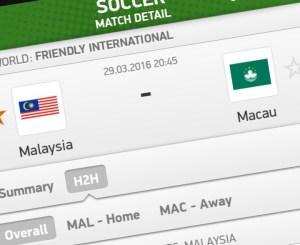 malaysia vs macau, live online malaysia vs macau