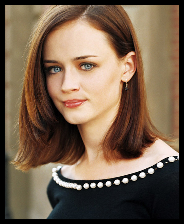 Alexis Bledel MY NEXT HAIRSTYLE