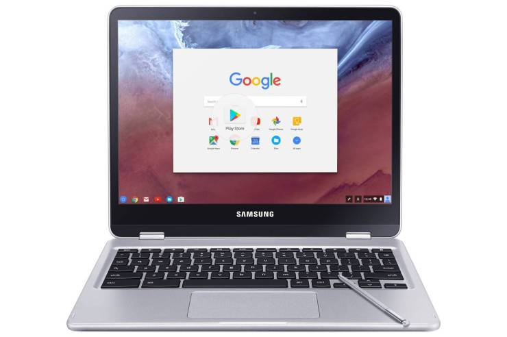 Samsung Chromebook Pro and Plus
