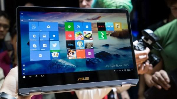 ASUS ZenBook Flip S Convertible