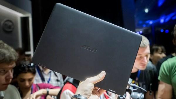 ASUS ZenBook Flip S Design