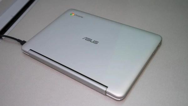 ASUS Chromebook Flip C101 Design