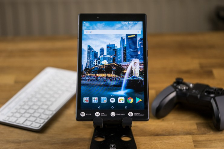 Lenovo Tab 4 8 display